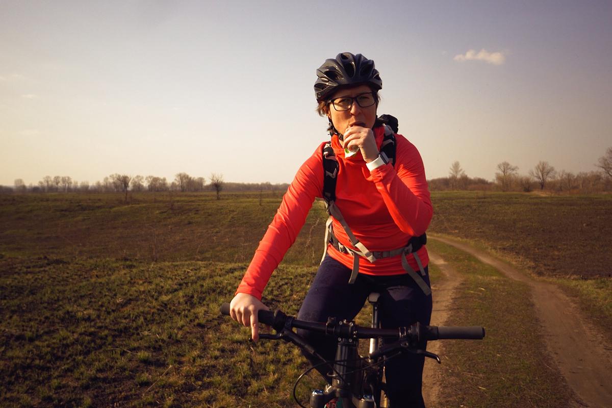 ハンガーノック サイクリング