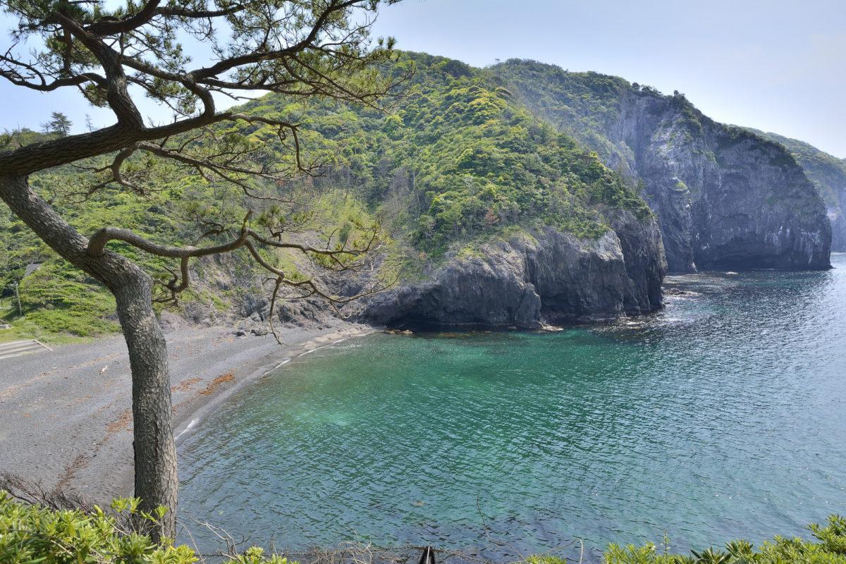 青海島 ダイビング 山口県 景勝地