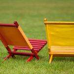 木製椅子ならかんたんにおしゃれバーベキューへ大変身!
