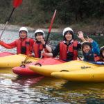 夏休みは親子でカヌー体験!江の川カヌー公園は魅力がいっぱい