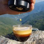 アウトドアでもコーヒーを楽しみたい!究極のポータブルエスプレッソメーカー「OFFROAD COFFEE」を自社ECで販売開始