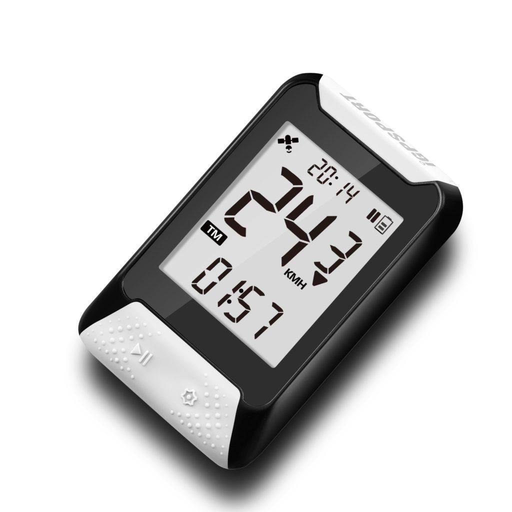 高感度GPSサイクルコンピュータ iGS130