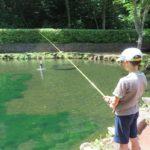 都内近くの釣り堀に行くならFISH ON 王禅寺がおすすめ!