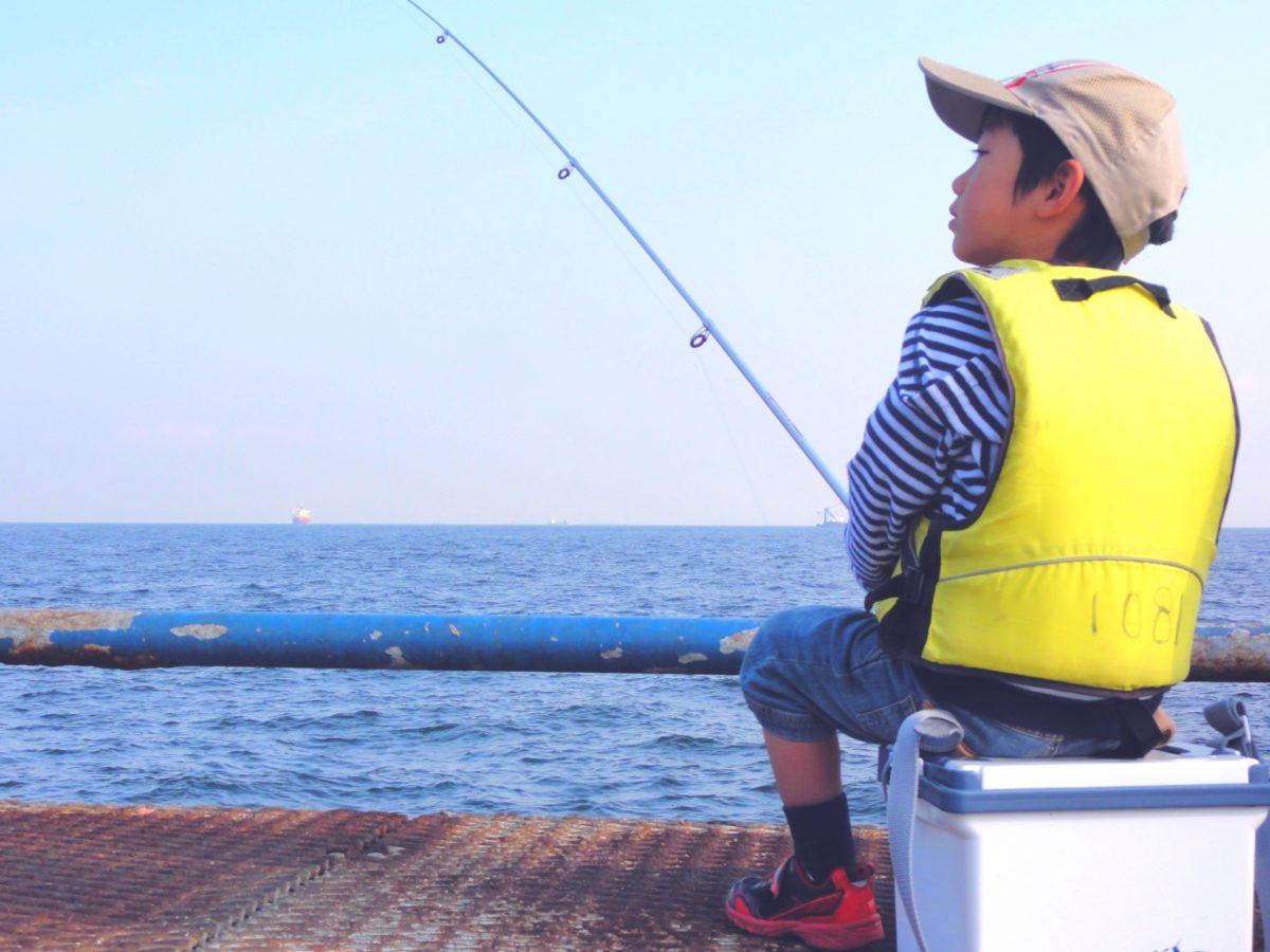 子連れ釣り 九州