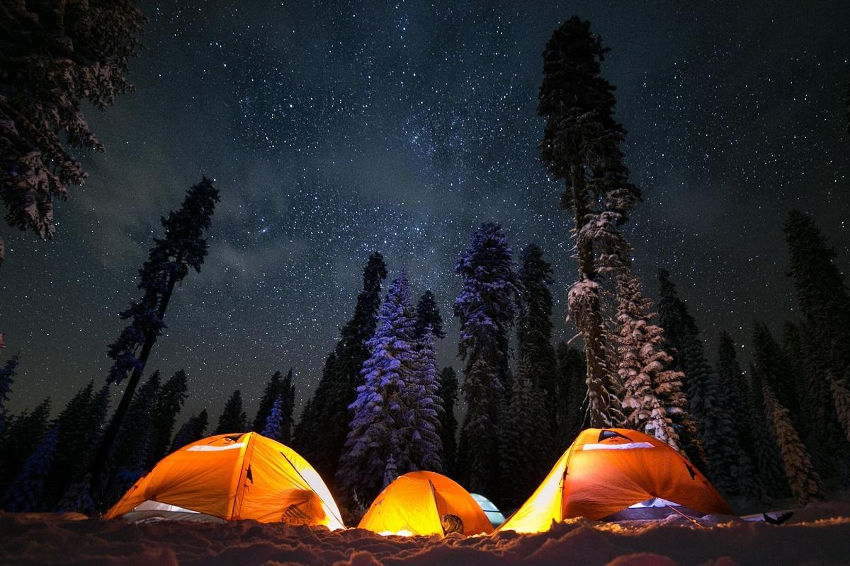キャンプ 暑さ対策