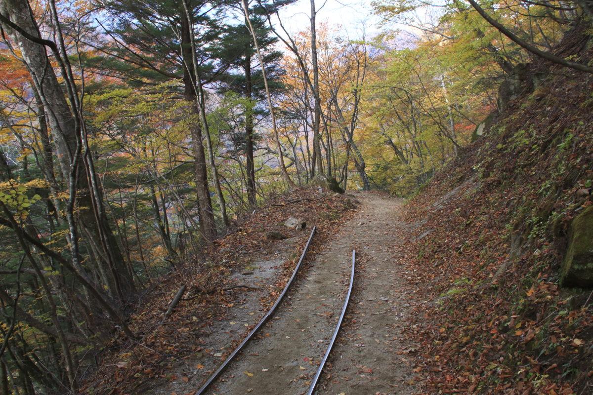 西沢渓谷 登山