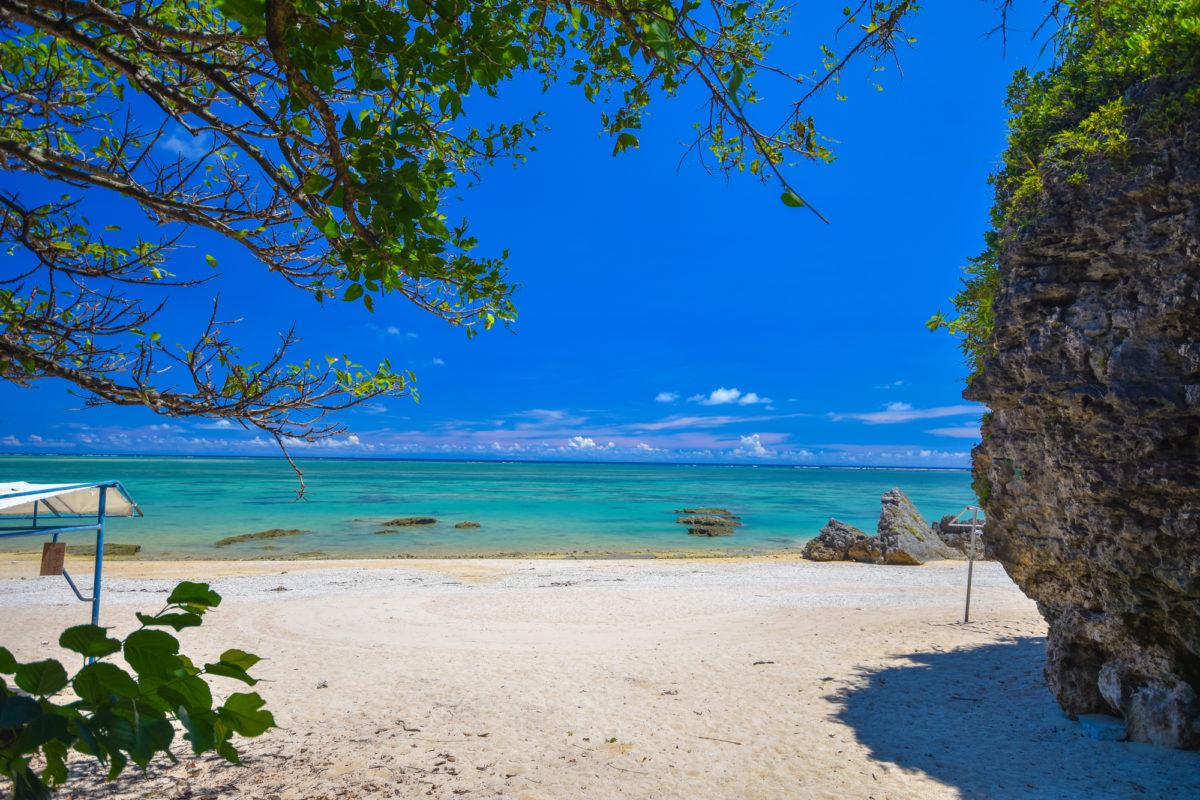 沖縄 海水浴 ビーチ