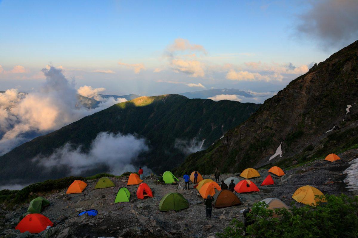 山岳テントのおすすめモデルは?初心者でも使いやすいテントを紹介します!