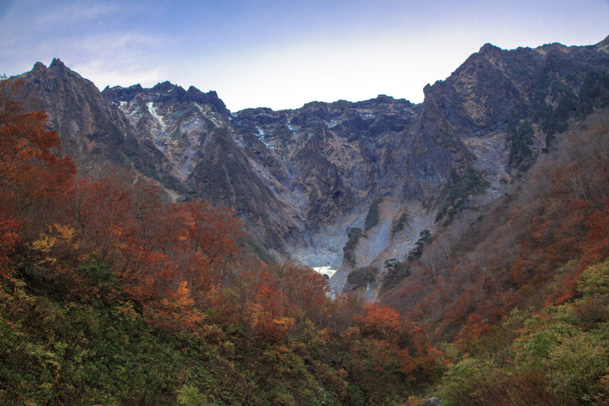 谷川岳 登山 コース
