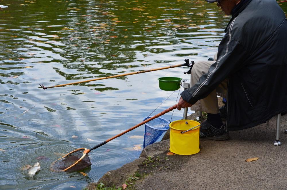 ヘラブナ釣り ヘラ竿