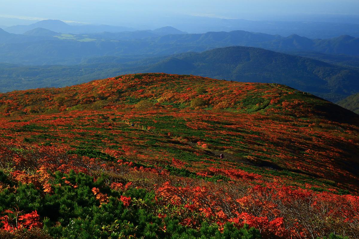 栗駒山 登山
