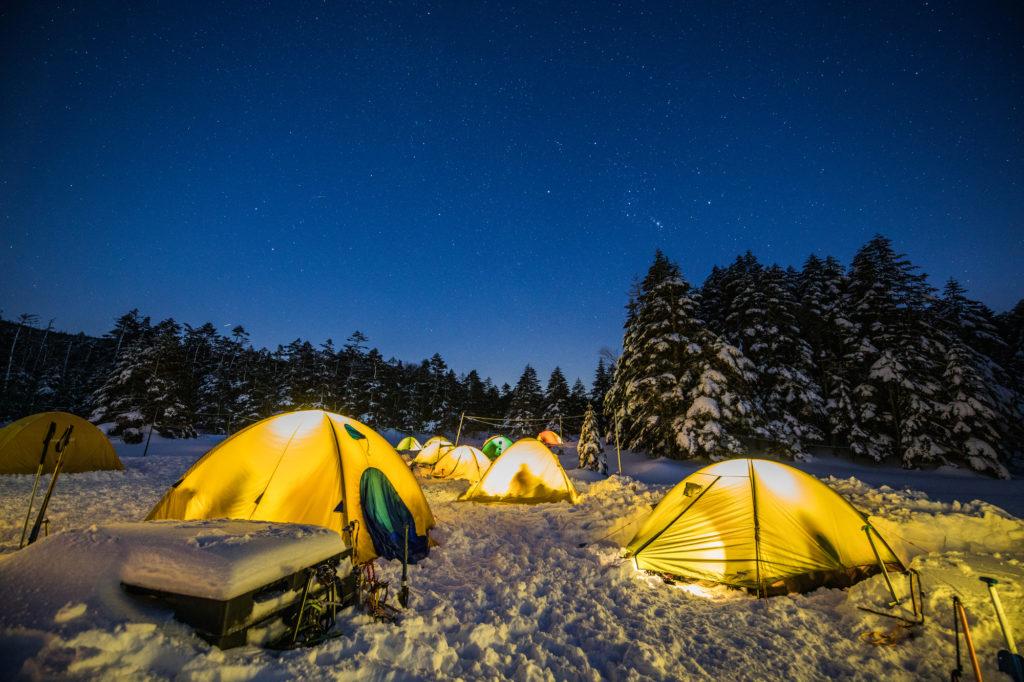 山岳テント