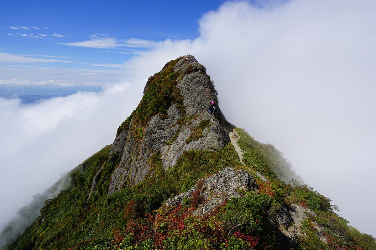 八海山 登山