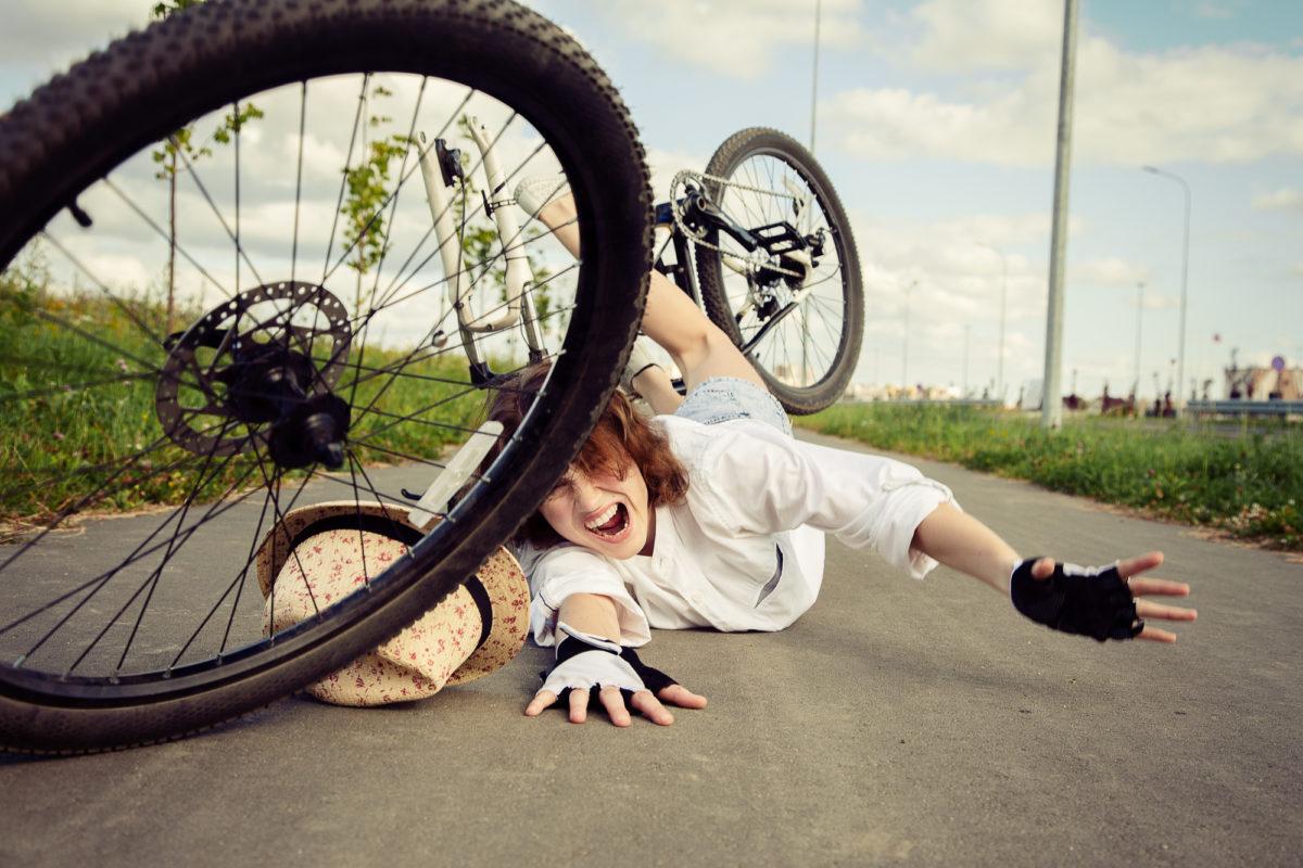 ロードバイク フラットペダル