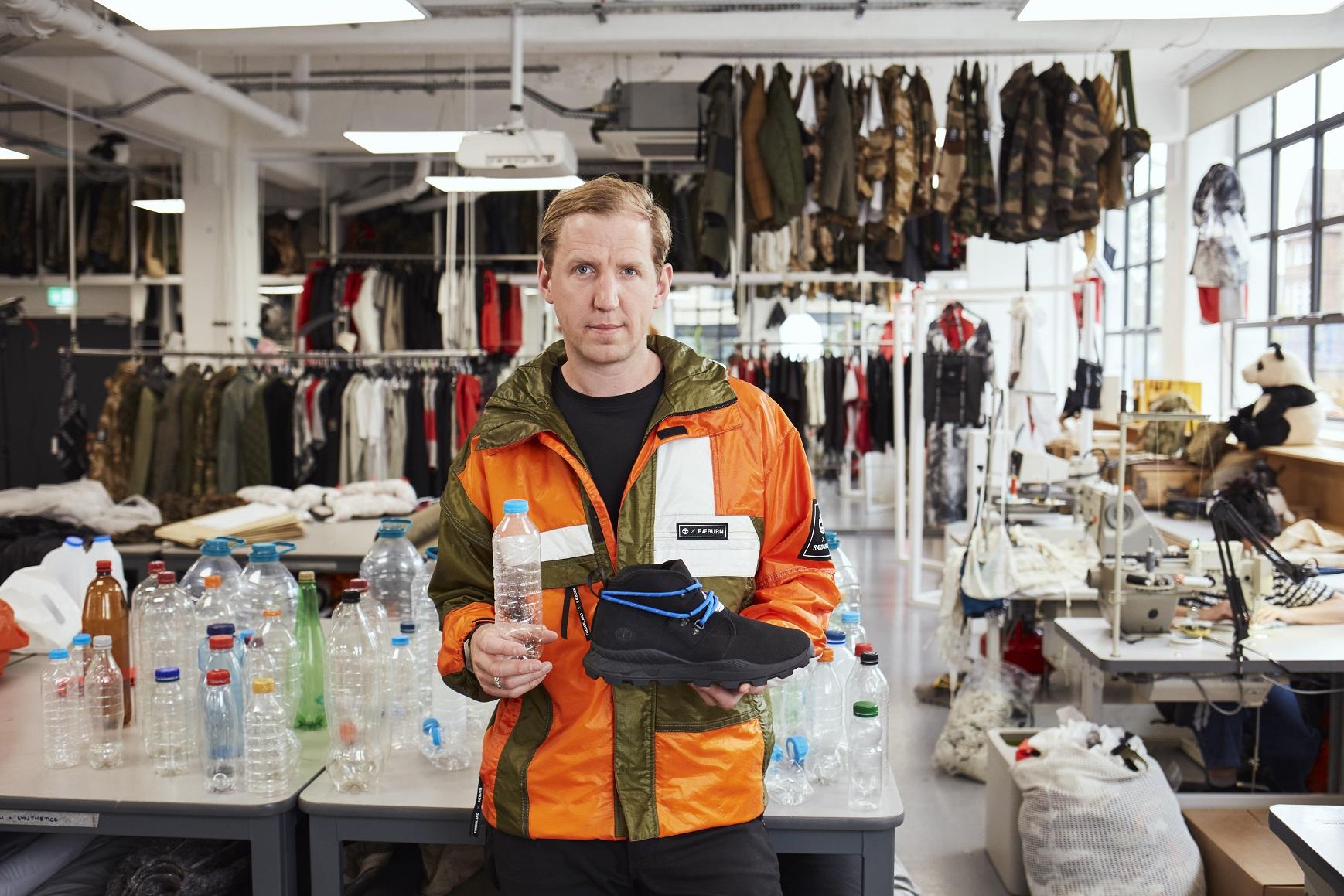TIMBERLAND(ティンバーランド) 、リサイクル素材や再生可能素材を使用したTHE BROOKLYN REBOOT COLLECTIONを販売
