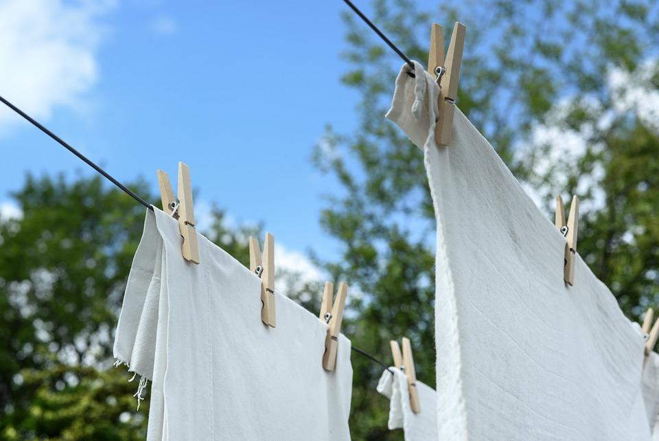 寝袋 洗濯