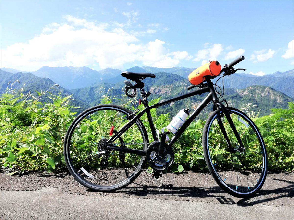 ロードバイク クロスバイク