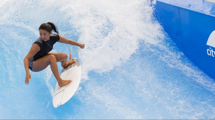 東京都心でサーフィンを楽しもう!スポル品川大井町に人口波が登場