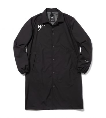 THE NORTH FACE×NEUTRALWORKS.:防水機能を備えたコート「GTX COACH COAT(ゴアテックスコーチコート)」を発売