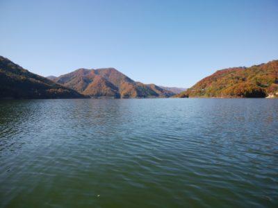 茂庭っ湖カヤックツアー