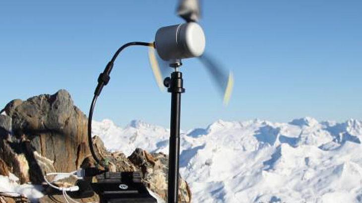 軽量&ハイパワーなポータブル風力発電機「Infinite Air」を販売開始