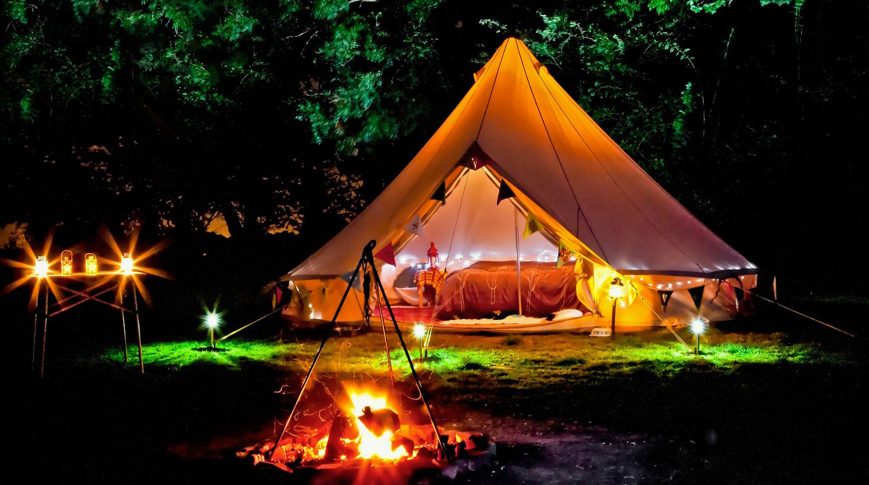 """世界のグランピングカルチャーをリードするイギリス発のキャンプメーカー""""Camping with Soul""""のPOP UPをブリティッシュメイド オンラインショップで期間限定開催"""