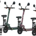 ついに登場!常識を変える、立ち乗りEVバイク!公道走行可能なBLAZE EV SCOOTER(ブレイズEVスクーター)
