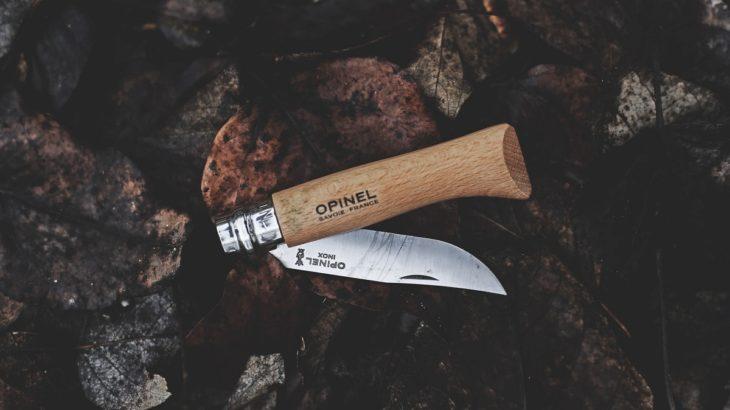 アウトドアには必須!今買うべきアウトドアナイフをご紹介します