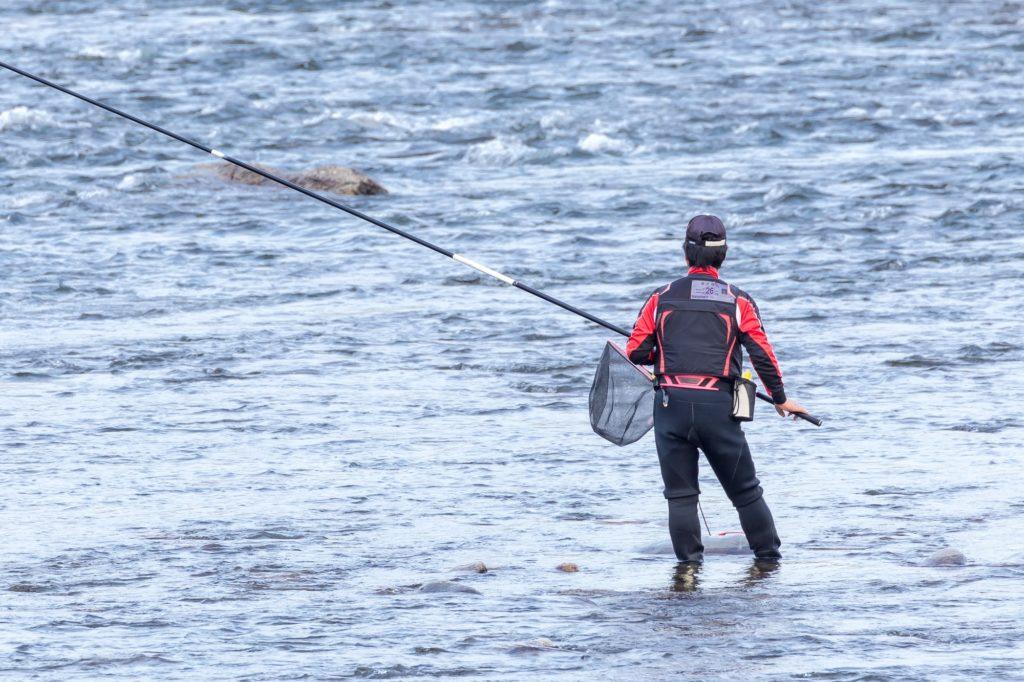 鮎釣り竿,初心者