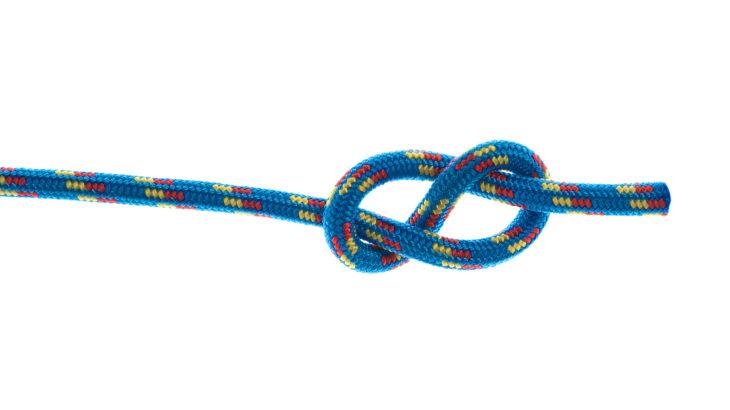 ロープを使った登山には、最低限知っておくべきエイトノットってなに?