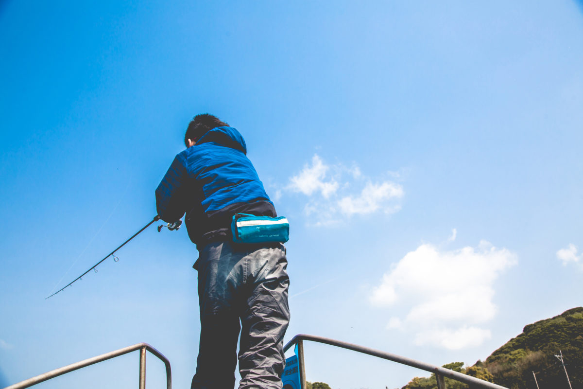 ちょい投げで基本を学ぼう!釣り初心者におすすめの「ちょい投げ釣り」とは?