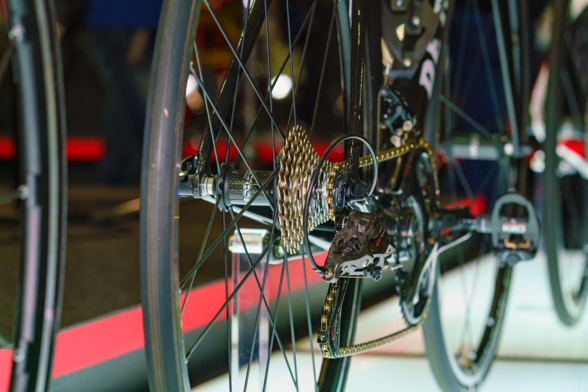 ロードバイク コンポーネント