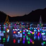 【群馬県】榛名湖イルミネーションフェスタで光の美しさを楽しもう