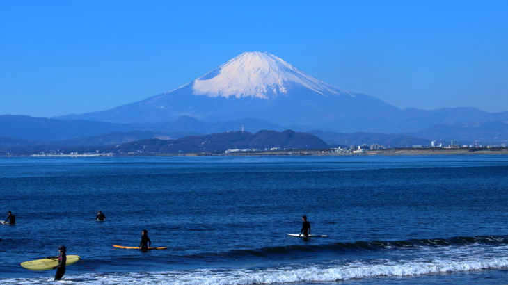 サーフィン 静岡