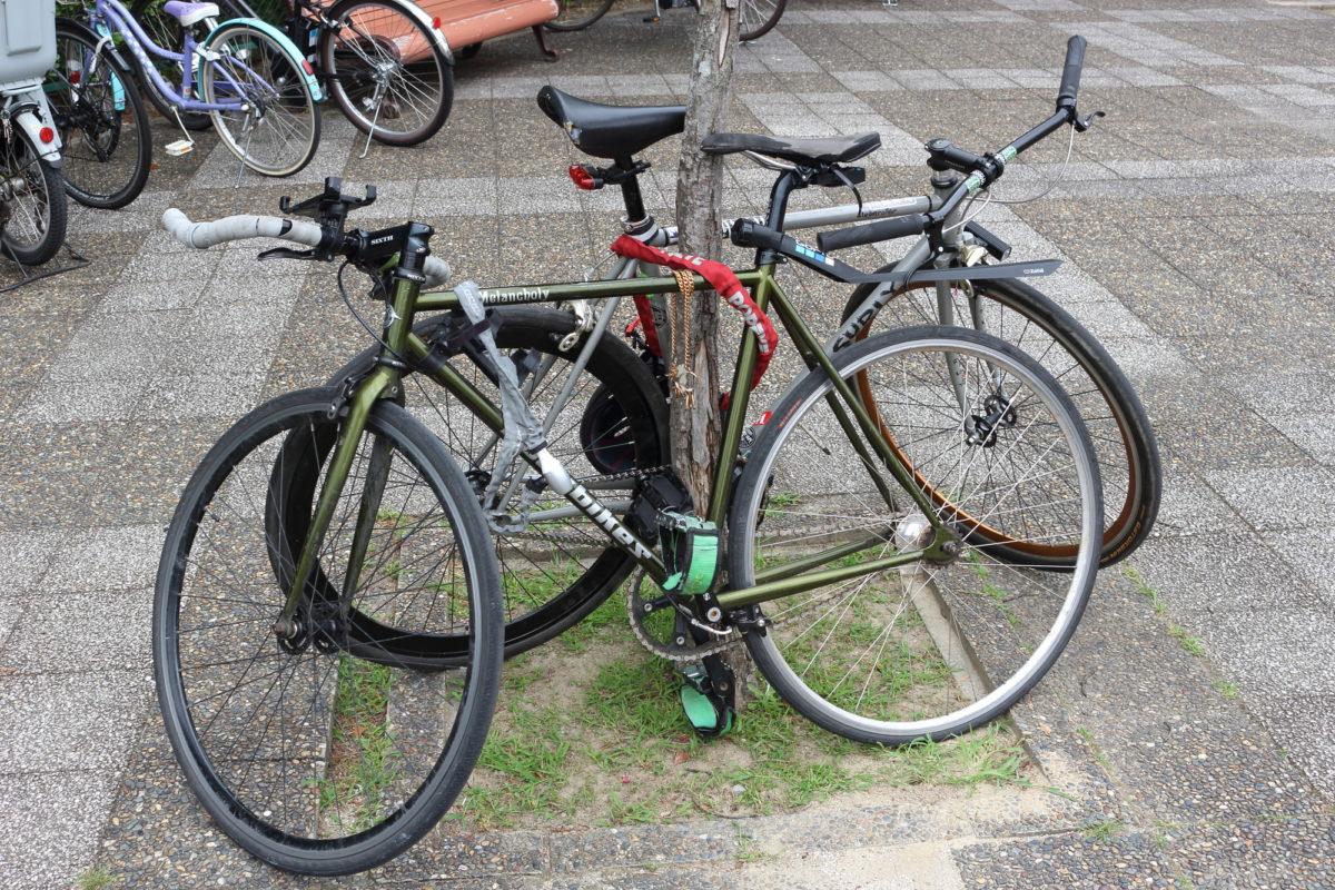 ロードバイク 鍵 盗難