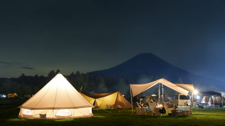 ノルディスクのテントでおしゃれなキャンプ生活をはじめよう!