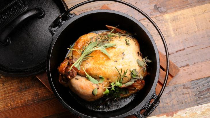 ダッチオーブンで子どもが喜ぶキャンプ料理をつくろう!