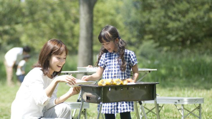 清水公園のバーベキューは子連れにぴったり!子どもと行きたい4つの理由