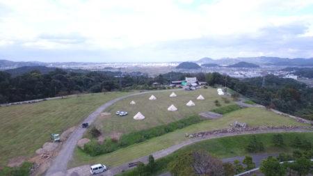 鳥取 農泊グランピングイベント