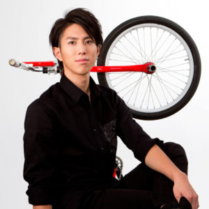 BMXフリースタイル 池田貴広