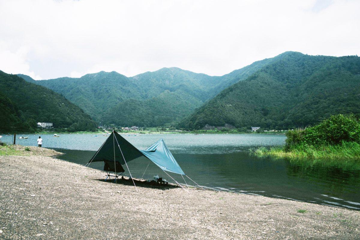 SUP キャンプ