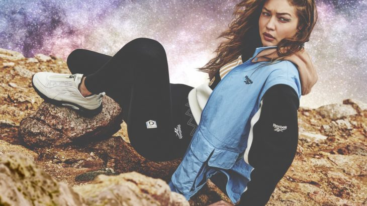 Reebok x Gigi Hadid Collection