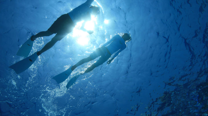 スキンダイビングに挑戦!これだけは身につけておきたいスキルと練習方法