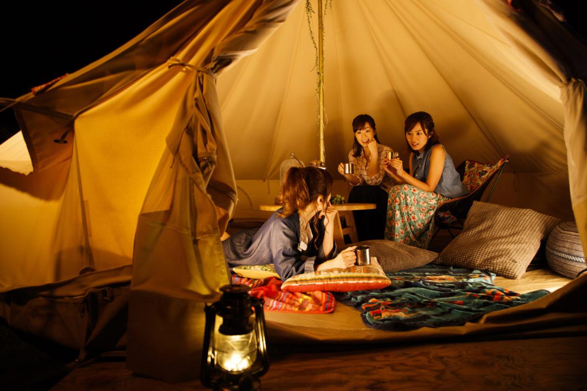 コット キャンプ