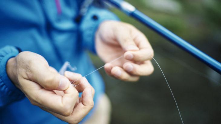 釣り糸 結び方