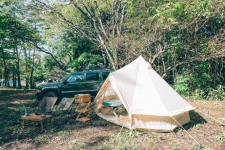 キャンプで使うコットの賢い選び方!簡単・軽量などおすすめの11選