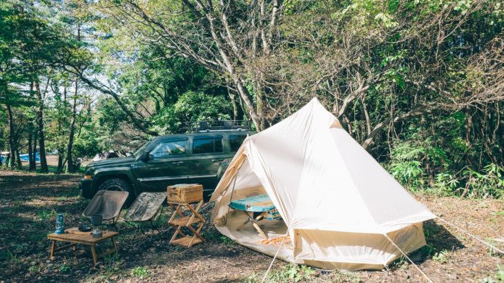 キャンプ コット