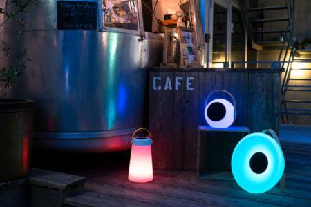 北欧デザイン、画期的なワイヤーフリー充電対応のランタンスピーカー「mooni」を自社ECで販売開始