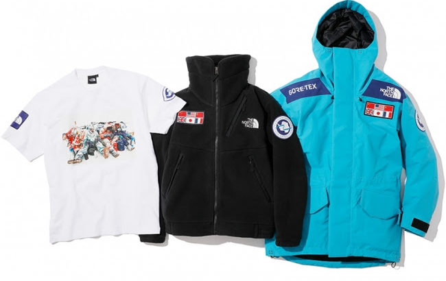 THE NORTH FACE ウエア