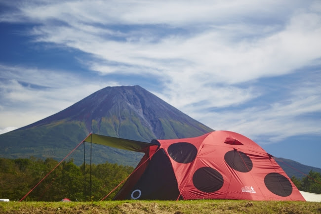 OUTDOOR MAN(アウトドアマン)のドーム型テント